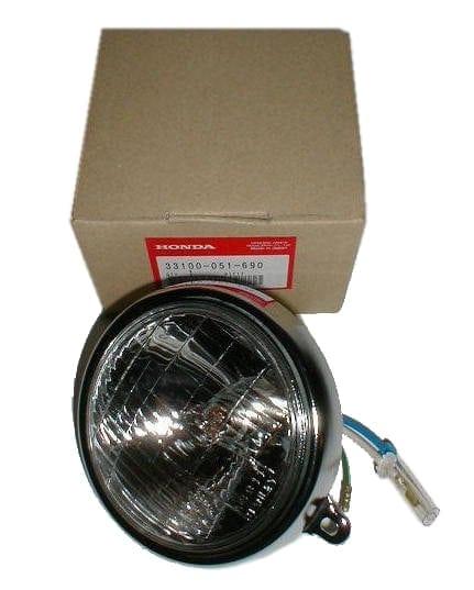 Headlight Assembly - K3-78 Models