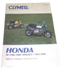 Clymer Repair Manual - All Models