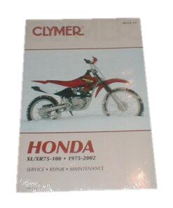 Clymer Repair Manual 1975-2002