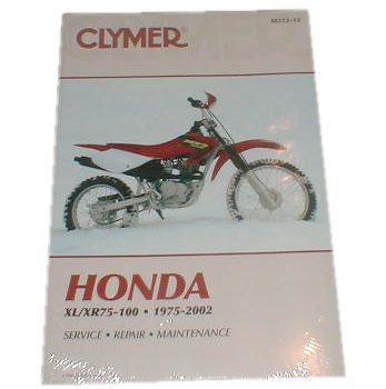 Clymer Repair Manual 1981-Current