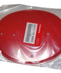 Number Plate - 78 Model