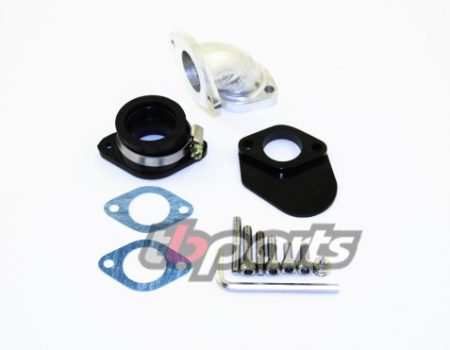 26mm/28mm Performance Carb Kit - Intake Kit - Smaller Heads