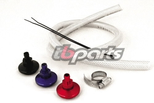 Head Breather Kit - AHP - Red