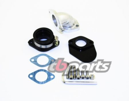 26mm/28mm Performance Carb Kit - Intake Kit - TB Import Race Head