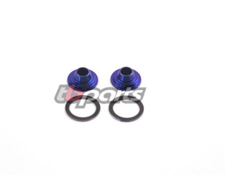 TB Retainer Set, Titanium - V2 Head