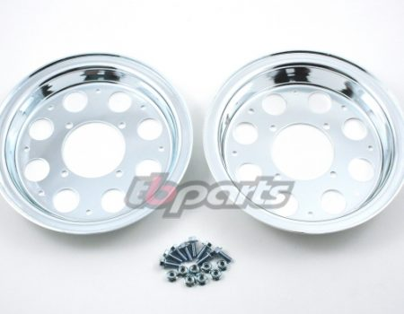 "AFT Aluminum Rim Set - 79 Model (8x3.50"")"