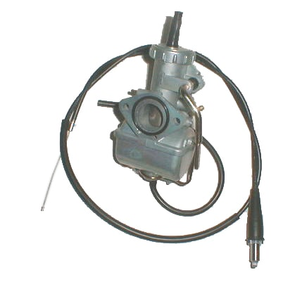 AFT 24mm Replacement Carb w/Cable