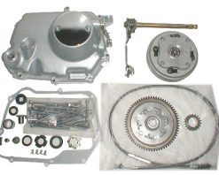 TB Manual Clutch Kit - All Models