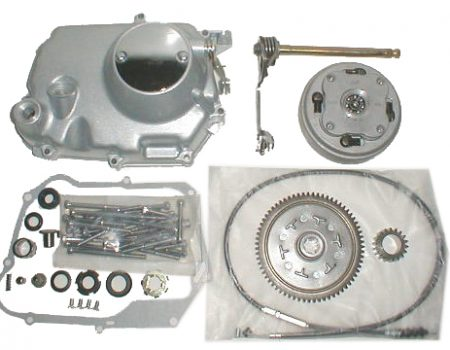 TB Manual Clutch Kit - All Models