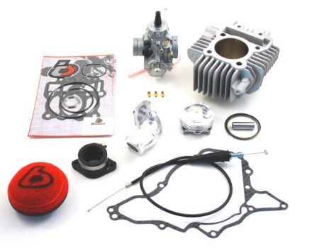 TB 143cc Bore Kit & Mikuni VM26mm Carb Kit - All Models