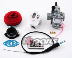 26mm Performance Carb Kit - Mikuni VM26 - Race Head/V2 Head