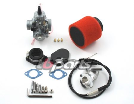 26mm Performance Carb Kit - Mikuni VM26 - Smaller Heads