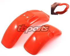 Fender Set, Red - AFT - 79-87 Models - NEW VERSION!!