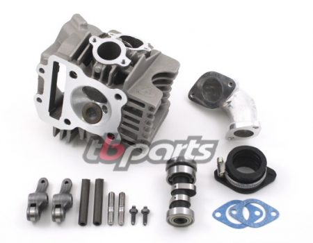 TB 143cc & 165cc Race Head V2 & Intake Upgrade Kit - 02-09 Models