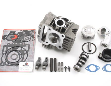TB 143cc Race Head V2 Upgrade Kit - 02-09 Models