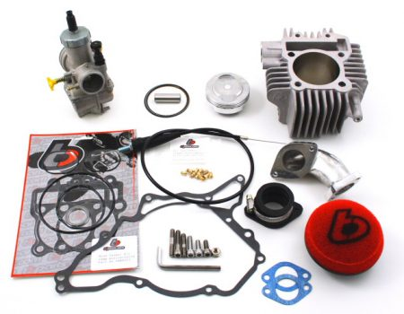TB 165cc Bore Kit and 28mm Carb Kit - All Models