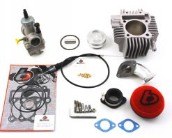 TB 170cc to 184cc Bore Kit and 28mm Carb Kit