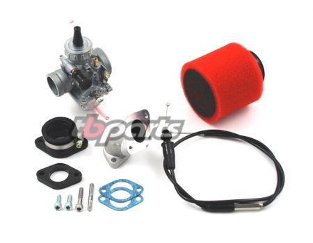 26mm Performance Carb Kit - Mikuni VM26 - V2/YX/ZS Heads