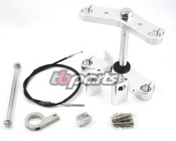 TB Billet Triple Clamp Kit - All Models