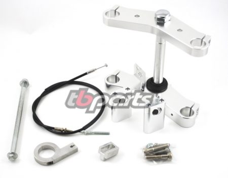 TB Billet Triple Clamp Kit - 88-99 Models