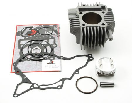 TB 143cc Bore Kit - For 4 Valve Heads