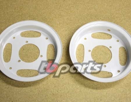 Rim Set, 1 Left and 1 Right - 80-87 Models