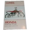 Clymer Repair Manual XL75 & XL100