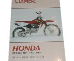 Clymer Repair Manual 1981-Current