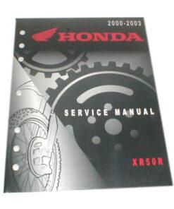 CRF50 Shop Manual