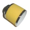 AFT Performance Foam Air Filter for 20/24mm Carb - Yellow