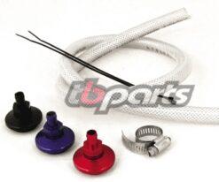 Head Breather Kit - AHP - Black