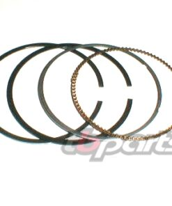 TB Piston 52mm Ring Set (88cc) - 82-87 Models