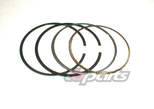 TB Piston 52mm Ring Set (88cc) - 82-87 Models
