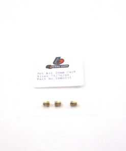 AFT Carb Jet Kit for 20mm Carb - Small sizes