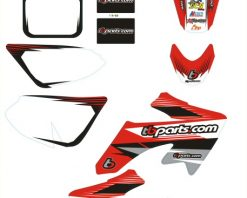 TB Graphics Kit -  All CRF50 Models