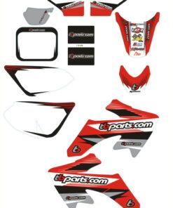 TB Graphics Kit -  All CRF50 Models
