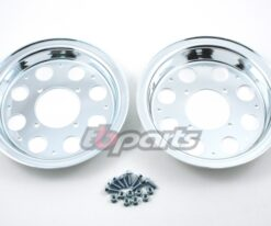"AFT Aluminum Rim Set - All Models (8x3.50"")"