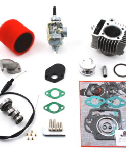 TB Stock Head, 88cc Bore Kit, 20mm Carb Kit & Cam - 92-09 Models