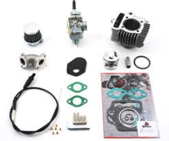 TB Stock Head, 88cc Bore Kit & 20mm Carb Kit  - All ATC, TRX, & CL70s