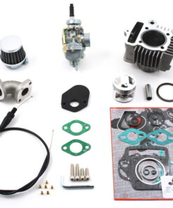 TB Stock Head, 88cc Bore Kit & 20mm Carb Kit  - All Models