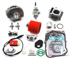 TB Race Head, 88cc Bore & 20mm Carb Kit - 91-94 Only