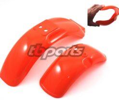 Fender Set, Red - AFT - 79-87 Models - NEW VERSION!!