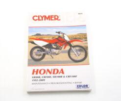 Clymer Repair Manual 92-Current