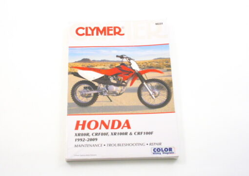 Clymer Repair Manual 92-Current