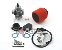 26mm Performance Carb Kit - Mikuni VM26 - Larger Heads