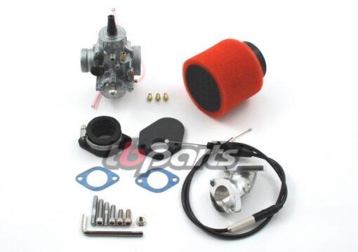 26mm Performance Carb Kit - Mikuni VM26 - Larger Heads