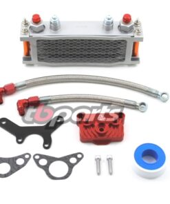 TB Oil Cooler Kit 2 - All Models & Our Race Heads