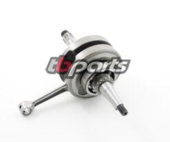 TB Stroker Crankshaft, 51mm 6v - Various 3 Speed Models