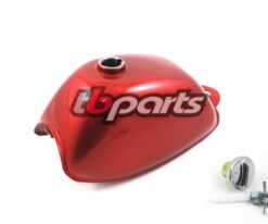 AFT Gas Tank, Candy Red - Z50 K3-78 Models