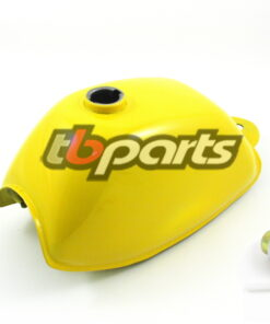 AFT Gas Tank, Yellow - Z50 K3-78 Models